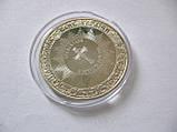 Монета НБУ 5 гривен 2008 р. Хрещення Київської Русі / Крещения Киевской Руси, фото 2