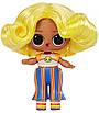 Кукла ЛОЛ Shine Baybay LOL Surprise Оригинал Hairgoals 2 серия Хеиргоалс, фото 3