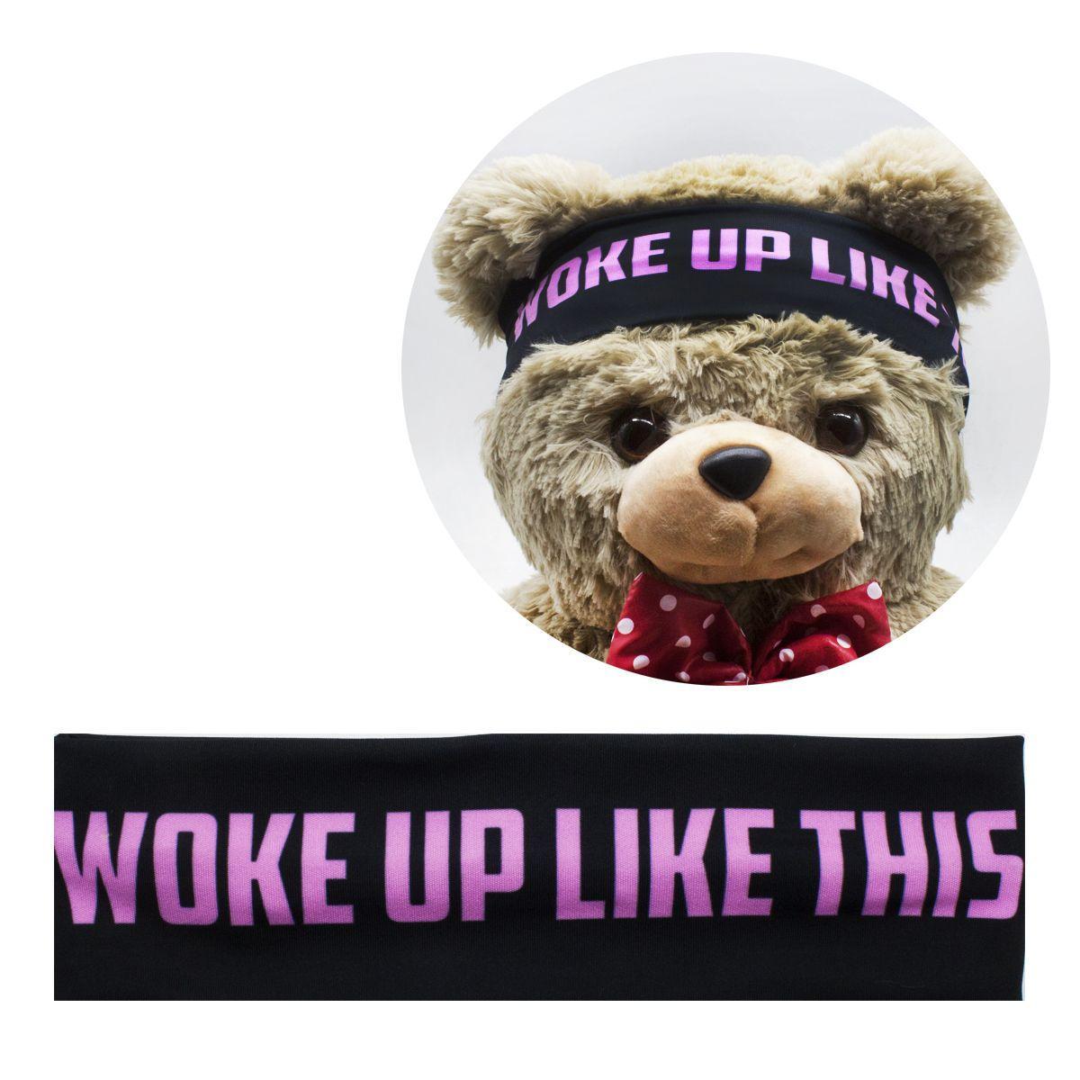 "Повязка ""Woke up like this"" POV1"