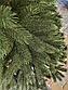 Елка искусственная литая Буковельская 2.3 м зеленая. Ель литая, штучна ялинка( как настоящая премиум), фото 5