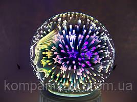 Светодиодный 3D светильник-ночник