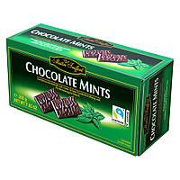 Шоколад (конфеты) Mints (мята) Maitre Truffout Австрия 200г