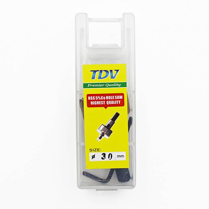 Коронка по металлу TDV Кобальт Ø 22 мм, фото 2