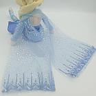 Мягкая игрушка Кукла Дисней Холодное сердце Эльза (смеется) 40 см. Оригинал TY Frozen 02406, фото 4