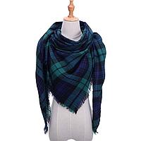 Платок шарф на шею женский 12 цветов P-13