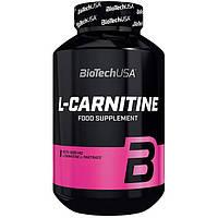 Л-карнитин - BioTech USA L-Carnitine 1000 mg / 30 tabs