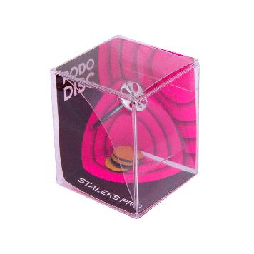Диск педикюрний PODODISC STALEKS PRO ХЅ в комплекті з змінним файлом 180 грит 5 шт (10 мм)