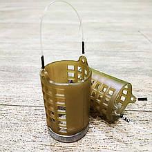 "Фидерная рыболовная кормушка ""Fider-Karp MSB"" , вес 30 грамм"