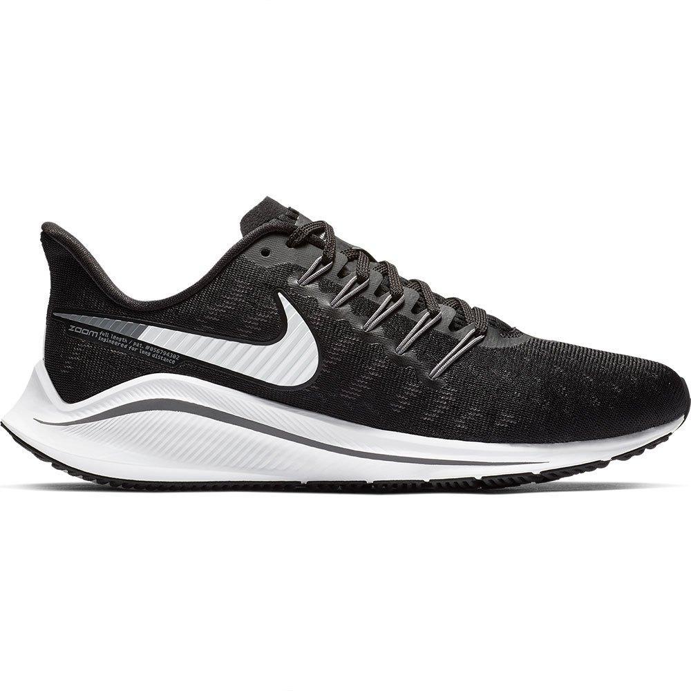 Кроссовки Nike Air Zoom Vomero 14 Black White черные мужские