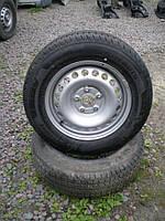 Б/у Диск колесный металлический R16 Volkswagen T5 (Transporter) 2003-2014