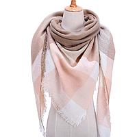 Платок шарф на шею женский 12 цветов P-18