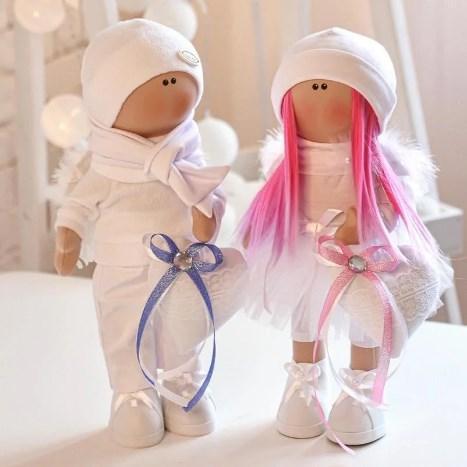 Куколка в подарок ❤ ANGELS