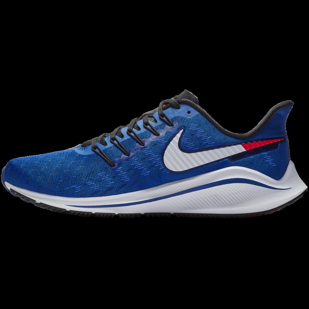 Кроссовки Nike Air Zoom  Vomero 14 Royal Blue AH7857-400 синие мужские