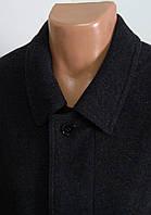 Чоловіче кашемірове темно-сіре пальто Розмір 56 ( Про-8)