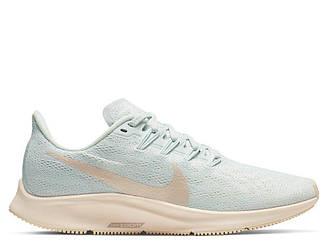 Nike Air Zoom Pegasus 36 Cream Blue AQ2210-400 голубые женские