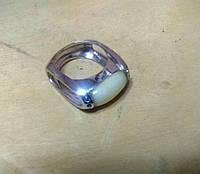 Серебряныйперстень с янтарем, фото 1