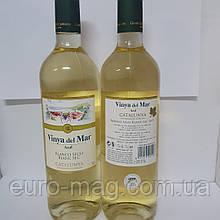 Вино белое сухое Vina del Mar Blanco Secco D.O. Catalunya