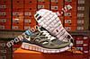 Кроссовки Nike Free Run 2.0 Dark Gray Серые мужские, фото 2