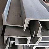 Швеллер UPN 40X20 сталь S235JR, фото 2
