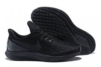 Кроссовки Nike Air Zoom Pegasus 35 Black/White/Oil Grey 942851-002 Sneakers Running Shoes женские