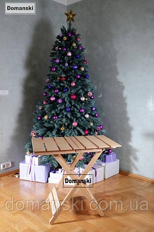 Кофейный столик, раскладной. Стол складной для балкона, прихожей, пикника и дачи., фото 2