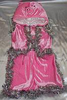 Детский карнавальный костюм Поросенок велюр