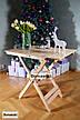 Кофейный столик, раскладной. Стол складной для балкона, прихожей, пикника и дачи., фото 6