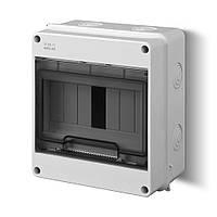 Корпус 7 модулей с окном  EP-LUX PLUS RN 1/7 IP 40 N+PE