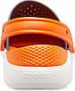 Кроксы детские Crocs Literide Kids серые С12/ 18,3 – 18,7 см, фото 4