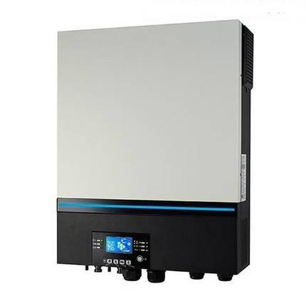 Гибридный солнечный инвертор Q-Power Axpert MAX 3600-24-230, фото 2