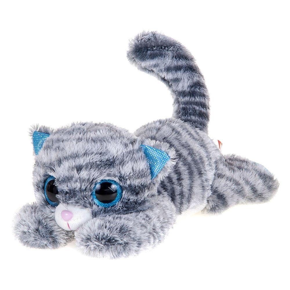 Мягкая игрушка Кот Глазастик 32 см. Fancy GLK0