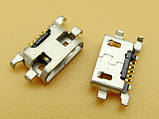 Micro USB connector #8 - коннектор зарядки (перевёртыш) lumia N625 625 N1320 1320, фото 3