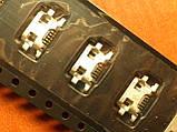 Micro USB connector #8 - коннектор зарядки (перевёртыш) lumia N625 625 N1320 1320, фото 6