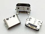 Micro USB connector #10 - коннектор зарядки (перевёртыш) Huawei Ascend 4X Y6 4A P8 C8817 P8 max P8 Lite 4C 3X, фото 2