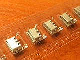 Micro USB connector #10 - коннектор зарядки (перевёртыш) Huawei Ascend 4X Y6 4A P8 C8817 P8 max P8 Lite 4C 3X, фото 4