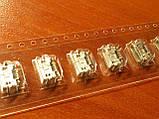 Micro USB connector #10 - коннектор зарядки (перевёртыш) Huawei Ascend 4X Y6 4A P8 C8817 P8 max P8 Lite 4C 3X, фото 6