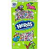 Мини трости Nerds Mini Holiday Candy Canes 80Ct 340g