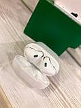 Бездротові навушники Airpods 2 Люкс копія Репліка 1:1 + Чохол в подарунок!, фото 2