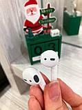 Бездротові навушники Airpods 2 Люкс копія Репліка 1:1 + Чохол в подарунок!, фото 4