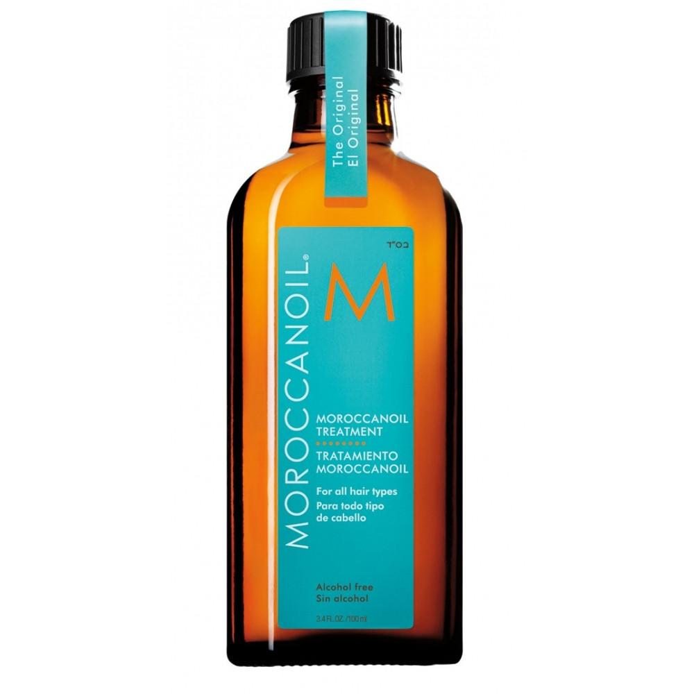 Восстанавливающее марокканское масло для всех типов волос MoroccanOil Treatment Oil for all hair type 200 мл.