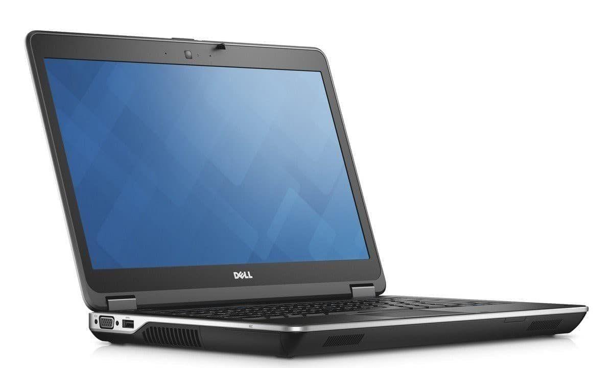 """Dell Latitude E6440 / 14"""" (1366х768) TN / Intel Core i7-4600M (2 (4) ядра по 2.9 - 3.6 GHz) / 8 GB DDR3 / 256"""