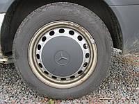 Б/у Диск колесный металлический с шиною R16C Mercedes Vito 639