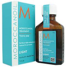 Moroccanoil Treatment For Fine And Light-Colored Hair Восстанавливающее масло 25 мл.