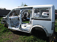 Б/у Кузов Ford Connect Transit 2002-2009