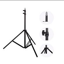 Штатив, Стойка 2м для студийного света, софтбокса, кольцевой лампы, фото 2