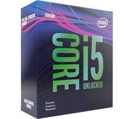 Intel® Core™ i5-9600KF BOX (BX80684I59600KF)
