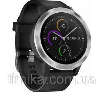 Garmin Vivoactive 3 (чорний)
