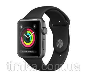 Apple Watch Series 3 GPS-42mm (чорний-спорт)
