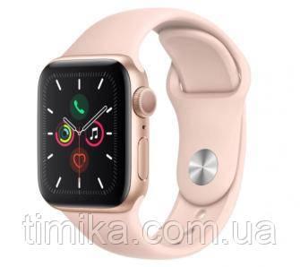 Apple Watch Series 5 44 мм GPS (рожевий)