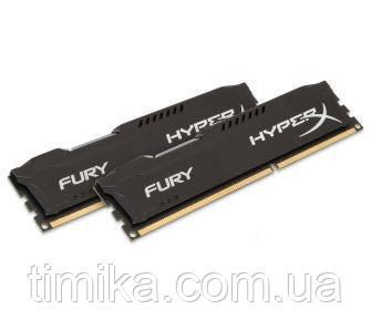 Kingston Fury DDR3 (2 х 4 ГБ) 1866 CL10